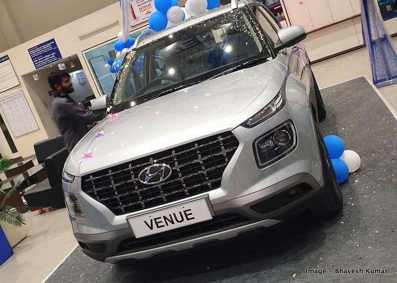 Hyundai Venue sales record