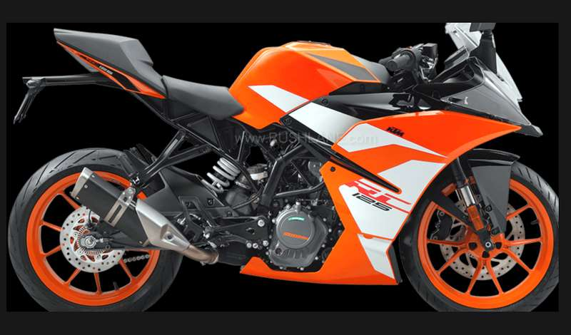 KTM RC 125 launch teaser video
