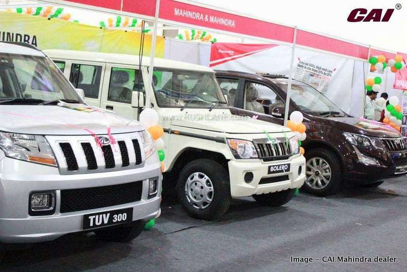 Mahindra June 2019 discount offers