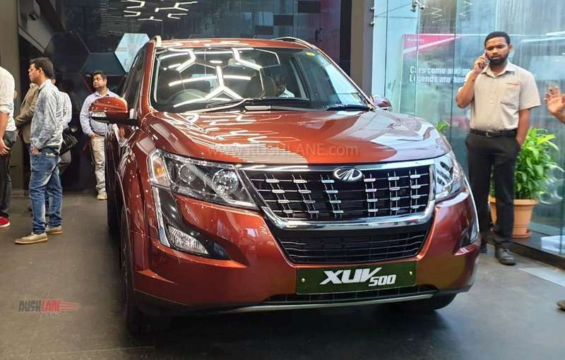 2019 Mahindra XUV500 prices