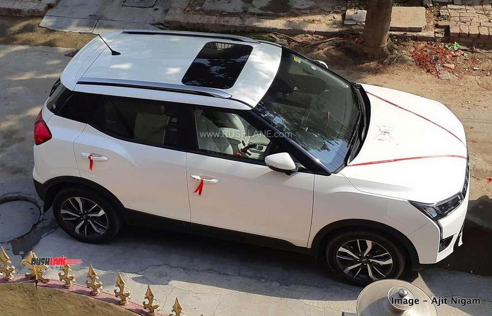 Mahindra XUV300 sales