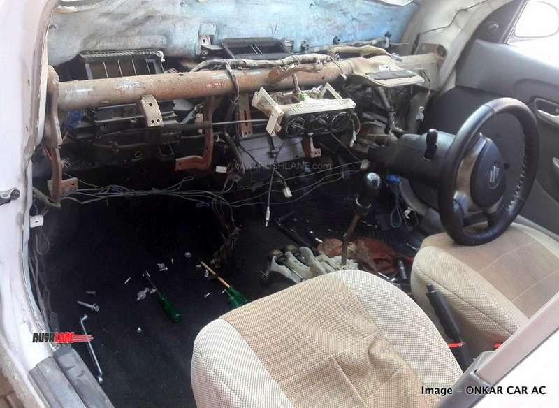 Maruti Alto faulty car