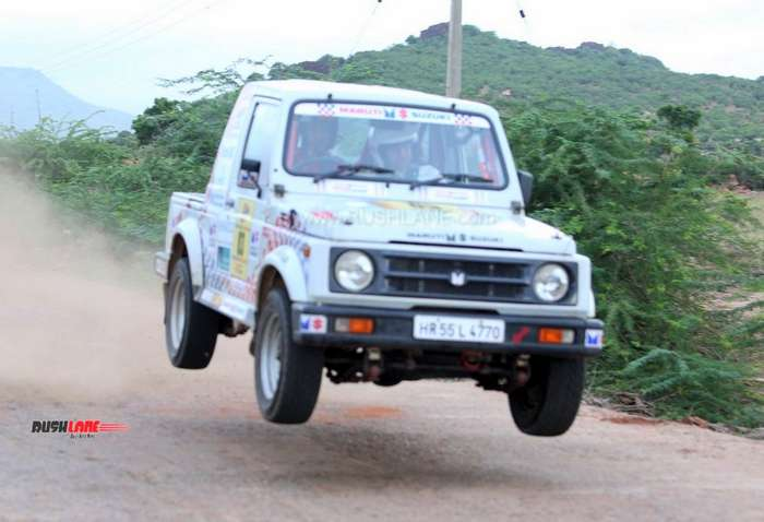 Maruti motorsports