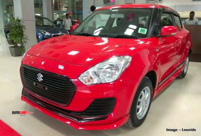 Maruti Swift BS6