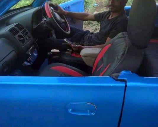 Maruti Zen Bugatti Veyron