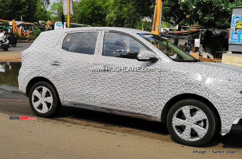 MG eZS electric SUV