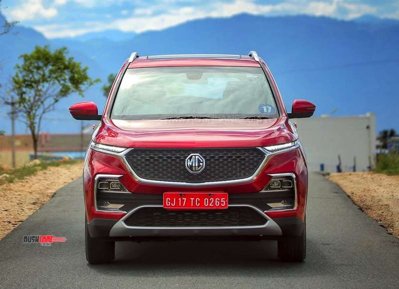 MG Hector review of petrol, diesel SUV – Better than Tata Harrier?