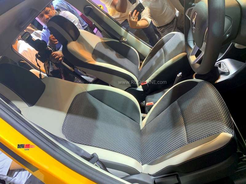 Renault Triber 7 seater compact MPV global debut - 45 Photos