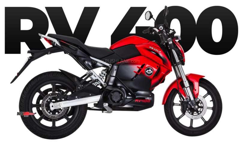 Revolt Rv400 Electric Bike Debuts In India Price Not