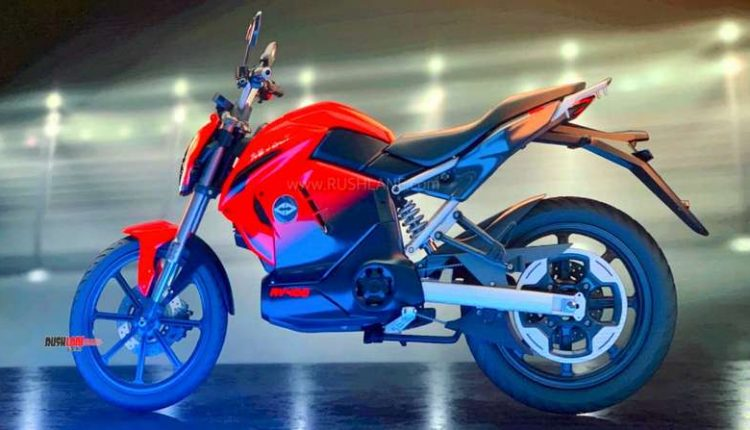 Led Lights For Cars >> Revolt RV400 electric bike debuts in India - Price not ...