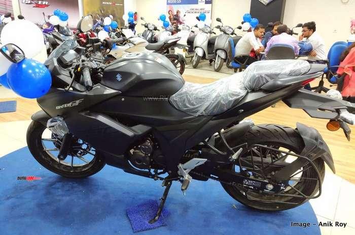 Suzuki Gixxer 250 sales start