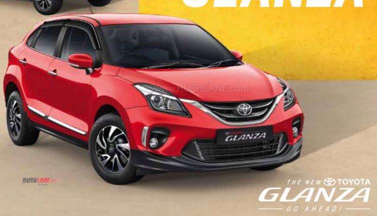 Toyota Glanza accessory
