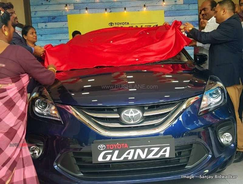 Toyota Glanza G MT launched