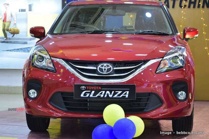 New Toyota Glanza