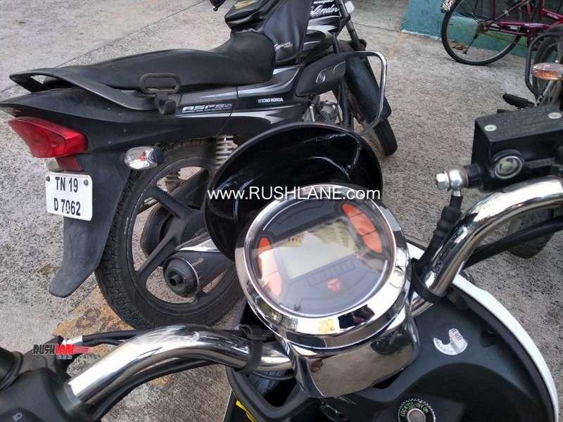 Yadea electric scooter