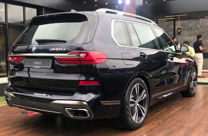New Bmw X7 Suv Launched In India Price Rs 98 9 Lakh