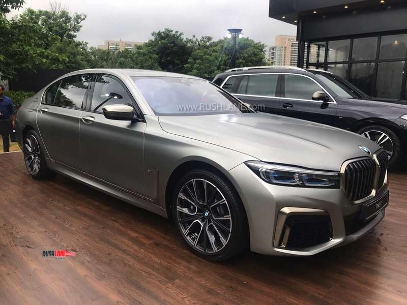 2019 BMW 7 Series launch price Rs 1.22 cr - Hybrid claims ...
