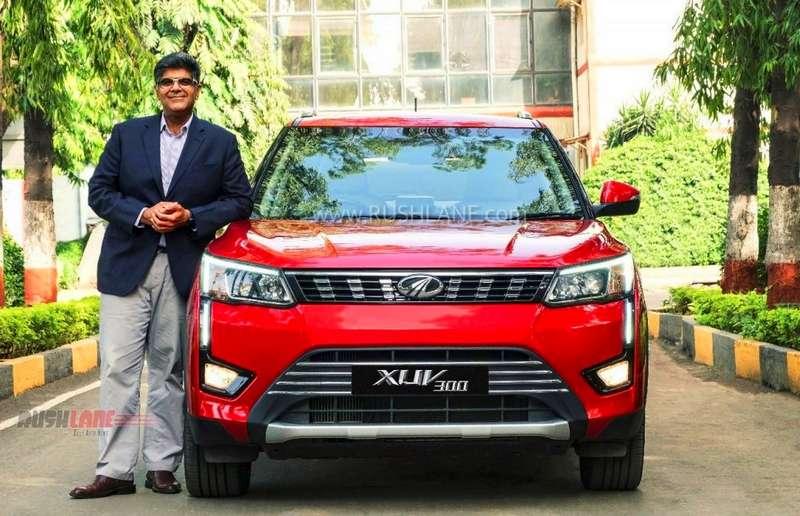 Mahindra XUV 300 W6 AMT