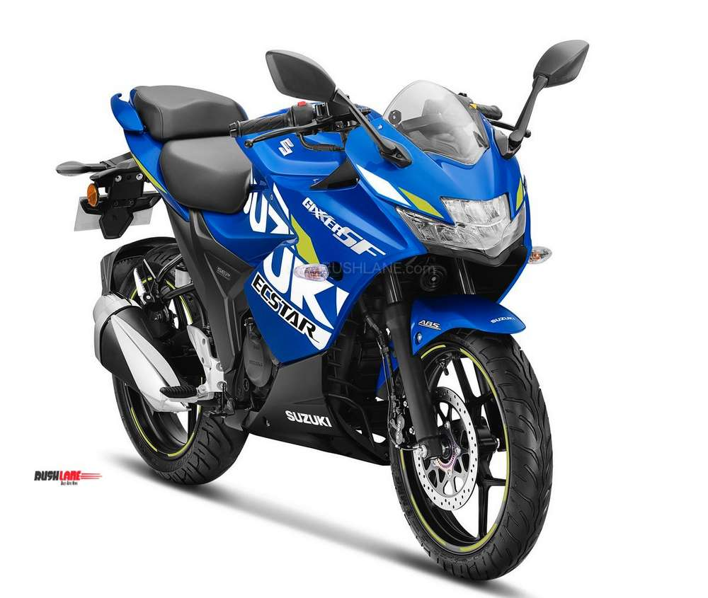 2019 Suzuki Gixxer Sf Motogp Edition Launch Price Rs 1 10