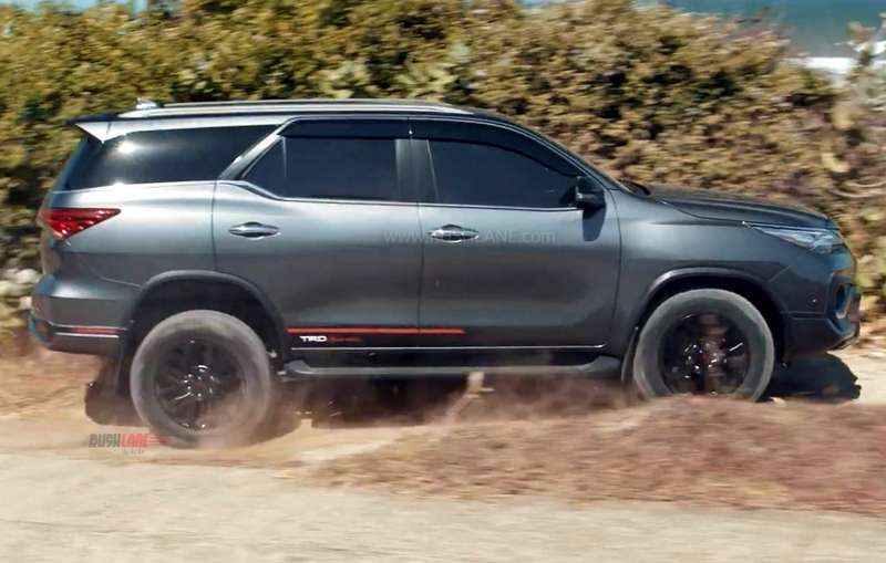 2019 Toyota Fortuner USA Release Date And Price >> 2019 Toyota Fortuner Trd Sportivo Tvc Revealed India