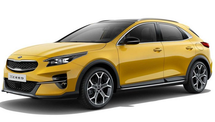 2020 kia xceed compact crossover for europe debuts