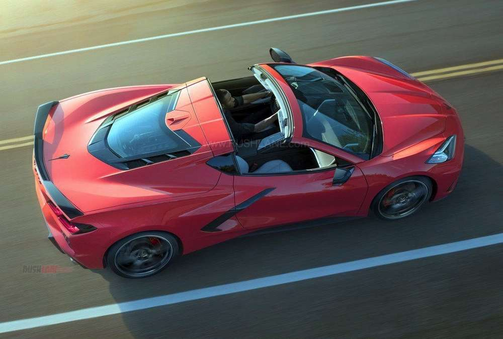 New Corvette Stingray >> 2020 Chevrolet Corvette Stingray Debuts With New 6 2 L V8 Engine