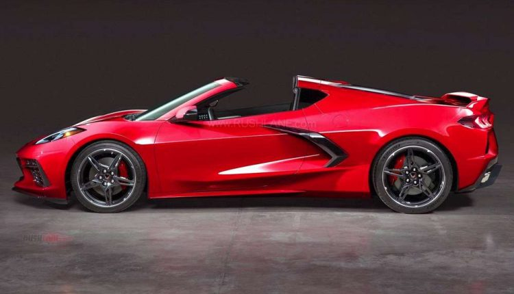2020 Chevrolet Corvette Stingray Debuts With New 6 2 L V8