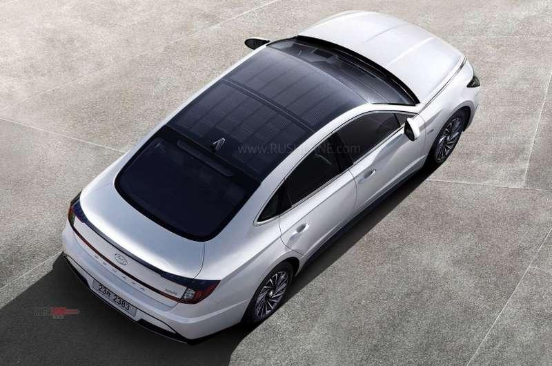 2020 Hyundai Sonata Hybrid Gets Self Charging Thanks To