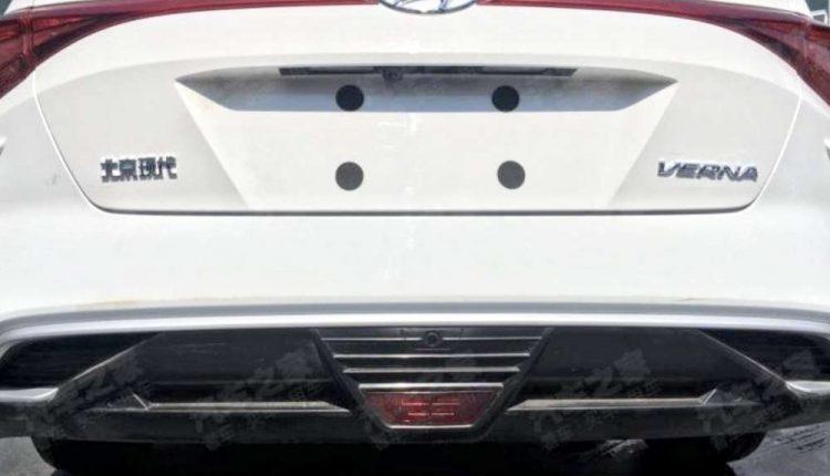 2020 Hyundai Verna