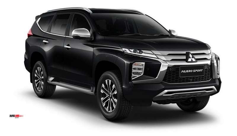 2020 Mitsubishi Pajero Sport, Interior, Price >> Mitsubishi Pajero Sport Facelift Launched In Thailand 1 3m Baht