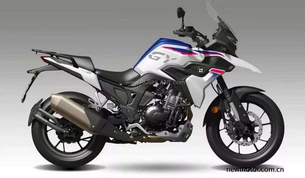 Bmw G310gs Copy Pasted Chinese Version Launched Cny 29 800