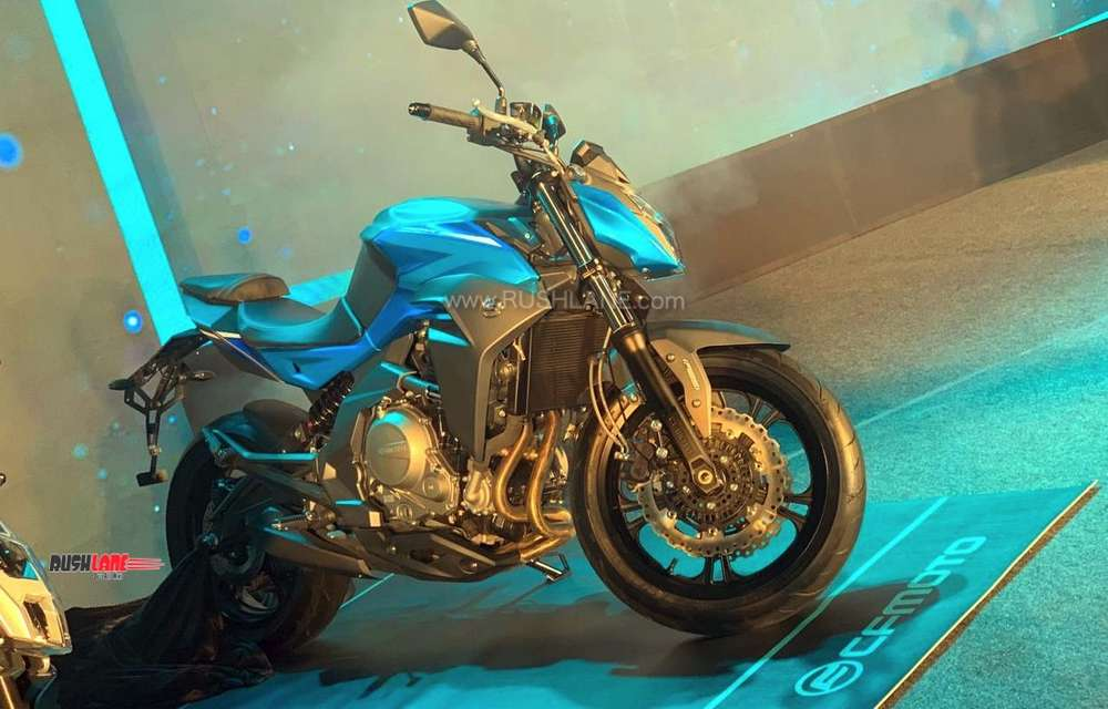 CF Moto 650 NK launch price Rs 3 99 lakh - Takes on Kawasaki Z650