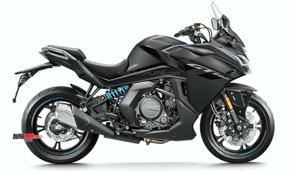 CF Moto 650 GT India launched at Rs 5 49 lakh - Introductory