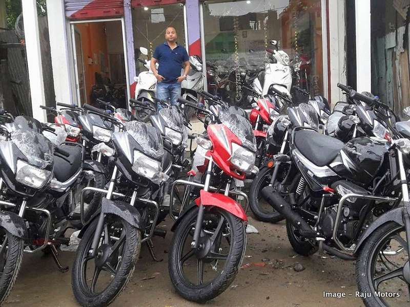 Hero splendor price hike