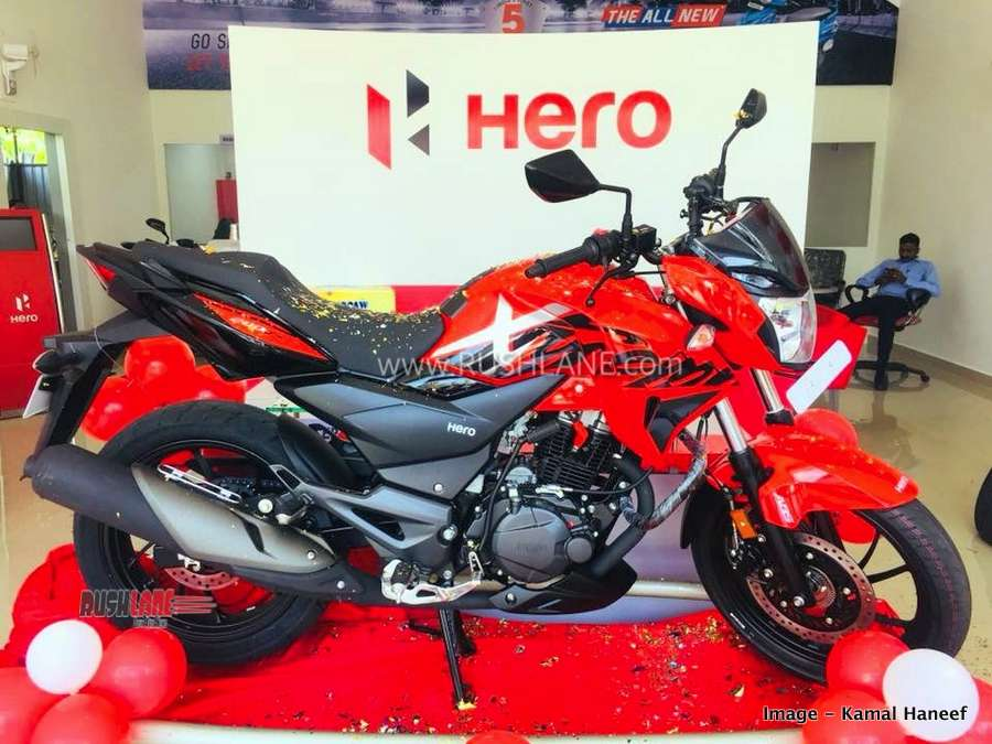 Hero Xtreme 200R lowest sales