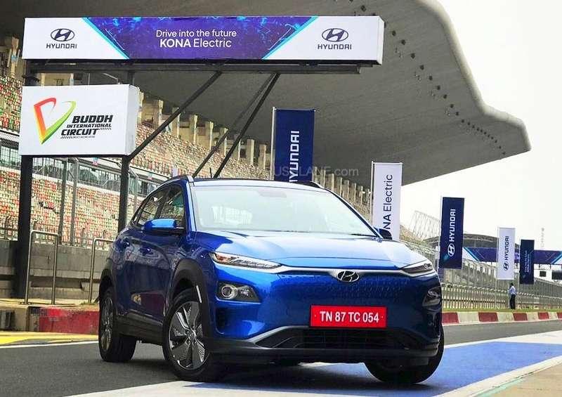 Hyundai Kona Electric launched BIC