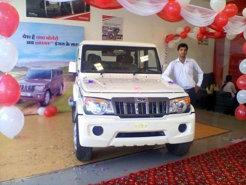 Mahindra Scorpio, Bolero, Thar, XUV500 - Discount offers Sep