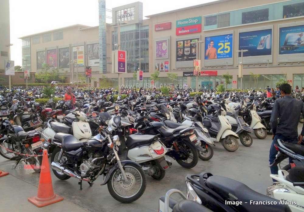 Two wheelers India