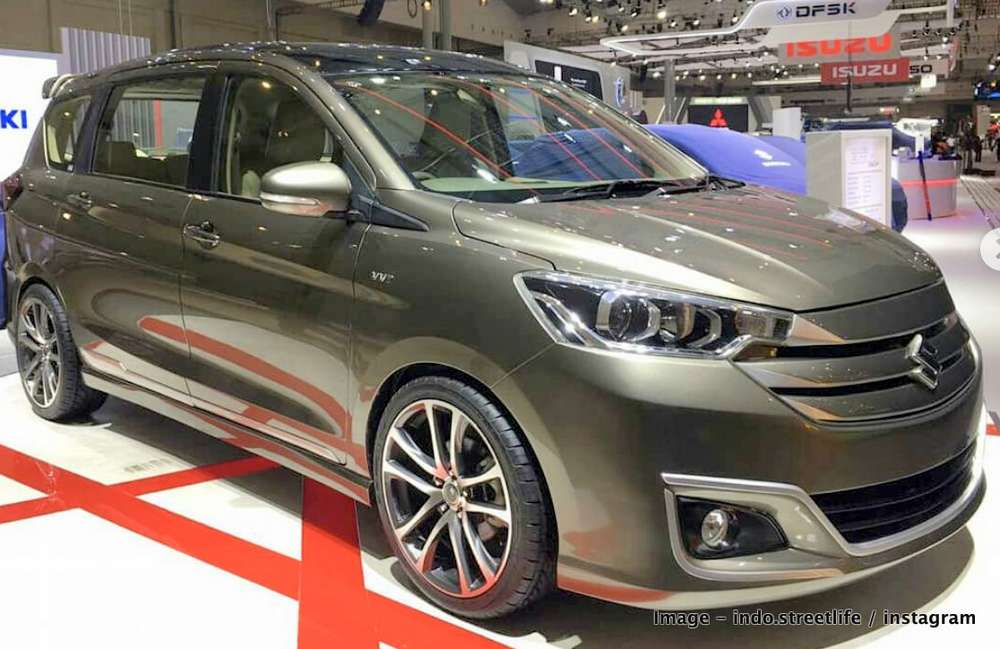 maruti ertiga 6 seater price expected rs 12 lakh