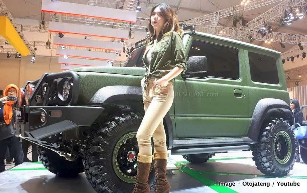 Maruti Suzuki Jimny Tough