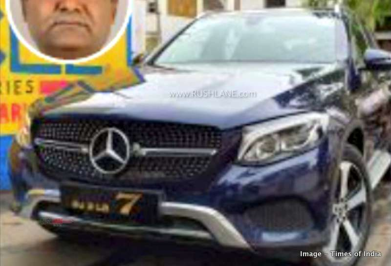 Mercedes Owner Pays Rs 19 L For No 7 Most Expensive Number