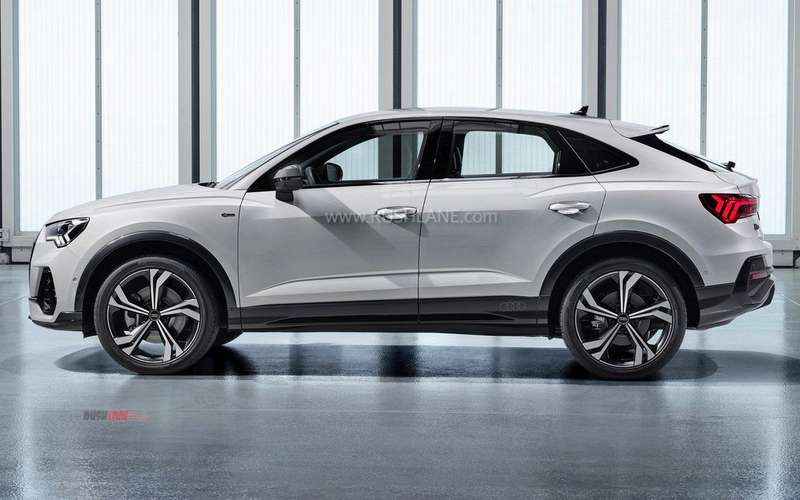 New Audi Q3 Sportback Debuts More Attractive More Space