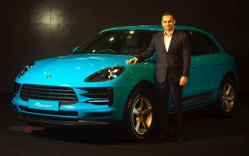 2019 Porsche Macan: Updated, Changes, Price >> 2019 Porsche Macan Launch Price Rs 70 L Macan S Rs 85 L