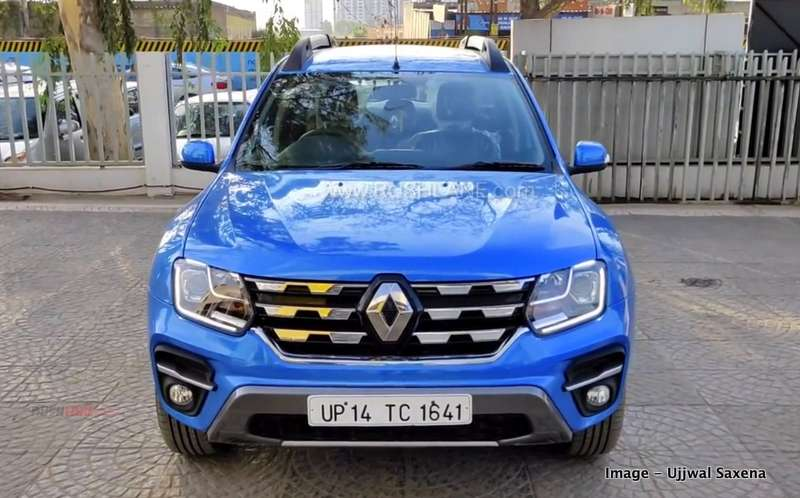 d5280a048f5 2019 Renault Duster facelift launch price Rs 8 lakh – 25 new updates