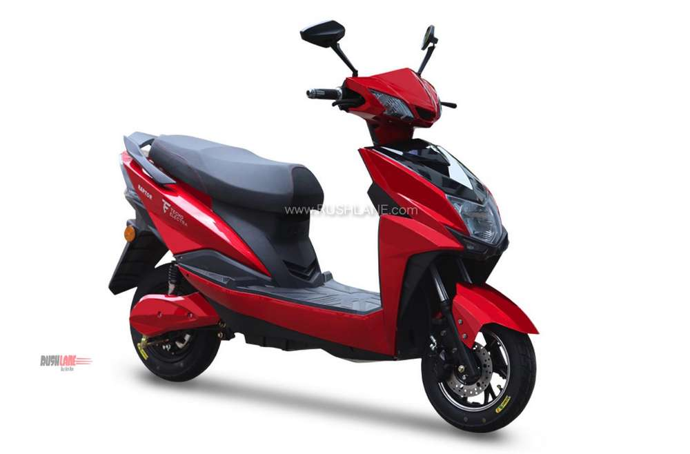 Techno electra electric scooter