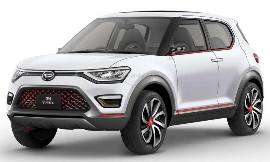 New Toyota Small Suv Global Unveil This Year Sub 4m Like Tata Nexon