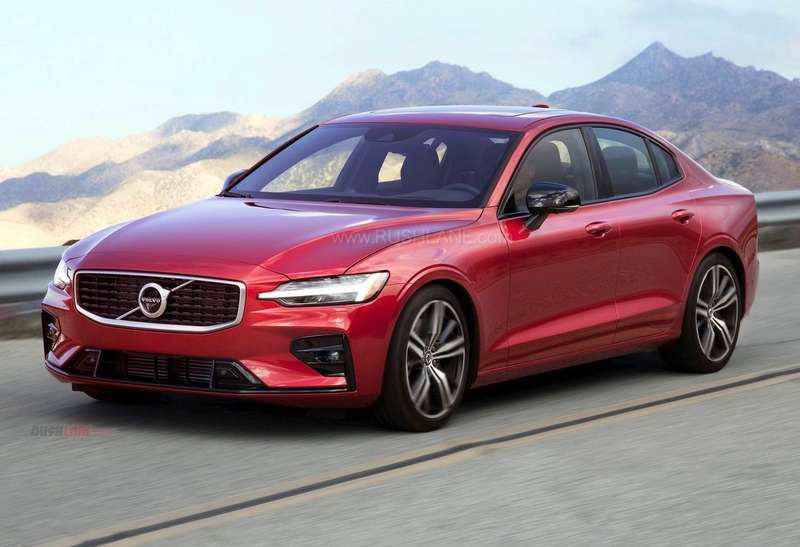 Volvo S60 discontinued India