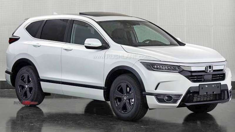 2020 Honda Cr V Usa Release Date Specs And Price >> 2020 Honda Breeze Suv Is Bigger Than Crv Gets Front