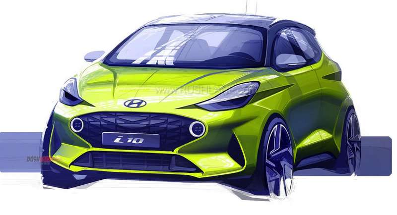 2020 Hyundai i10 for Europe