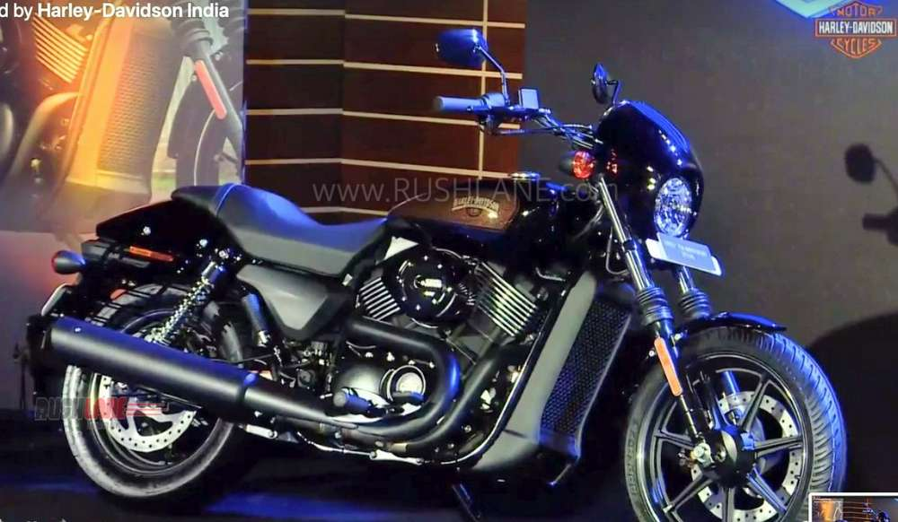 Harley-Davidson Street 750 prices cut by Rs 65k ahead of Plant Closure - RushLane